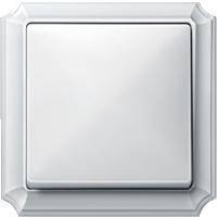 рамка белый глянцевый (пластик) клавиша белый глянцевый (пластик)